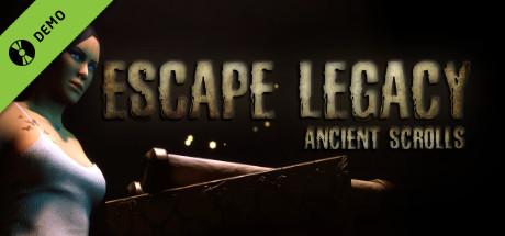 Escape Legacy : Ancient Scrolls Demo