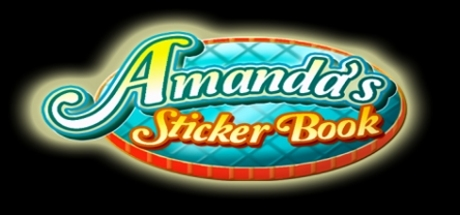 Amanda's Sticker Book