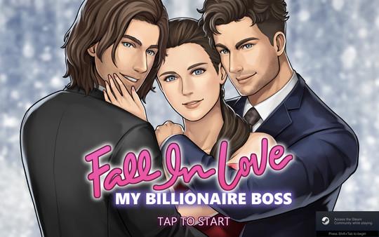 Fall In Love - My Billionaire Boss