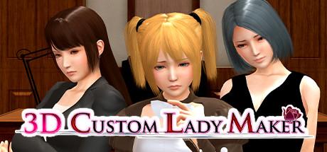 3D Custom Lady Maker on Steam