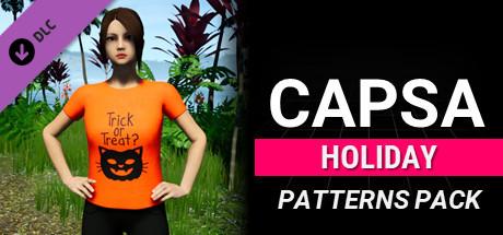 Capsa - Character Holiday Patterns Pack