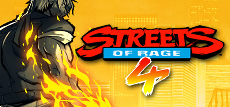 Streets of Rage 4 Capa