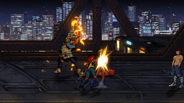 Streets of Rage 4 confirma su fecha de lanzamiento