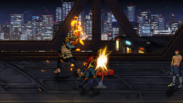 скриншот Streets of Rage 4 0