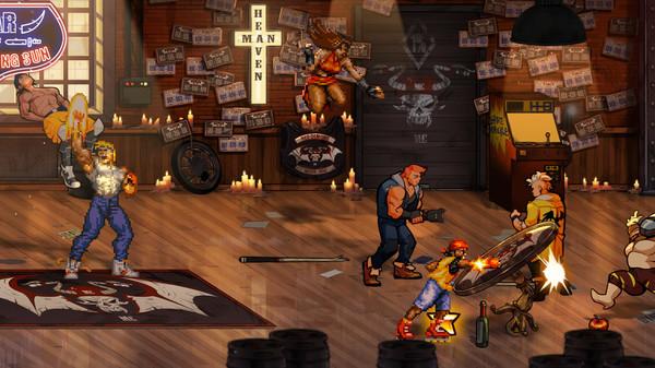 Скриншот №9 к Streets of Rage 4