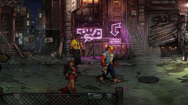 скриншот Streets of Rage 4 5