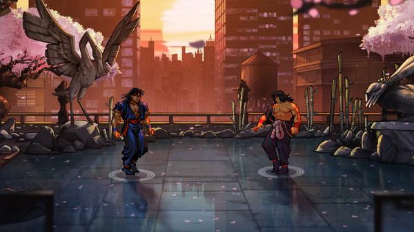 Скриншот №8 к Streets of Rage 4