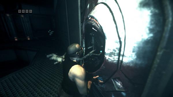 скриншот The Chronicles of Riddick: Assault on Dark Athena 2