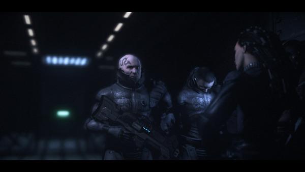 скриншот The Chronicles of Riddick: Assault on Dark Athena 3