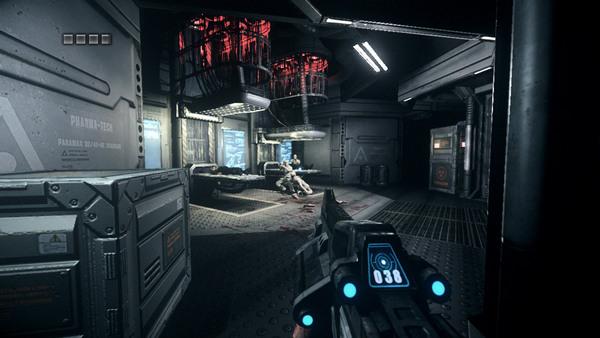 скриншот The Chronicles of Riddick: Assault on Dark Athena 4