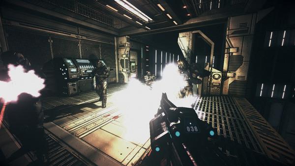 скриншот The Chronicles of Riddick: Assault on Dark Athena 5