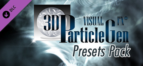 3D ParticleGen Visual FX - Presets Pack