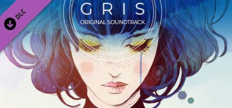 GRIS Soundtrack cover art