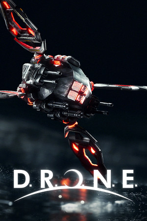 DRONE The Game poster image on Steam Backlog