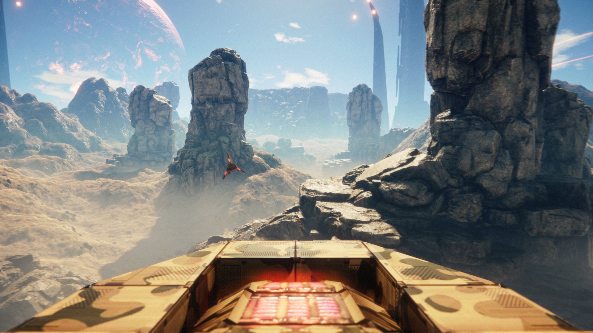 DRONE The Game screenshot