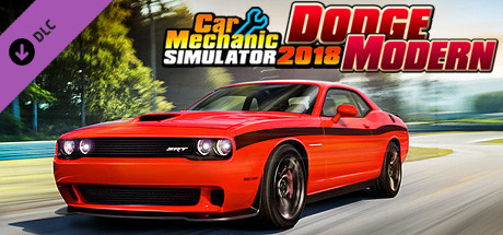 Car Mechanic Simulator 2018 Dodge Modern DLC Free Download