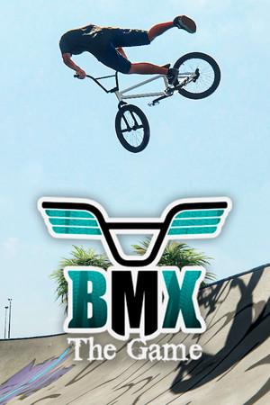 BMX The Game poster image on Steam Backlog