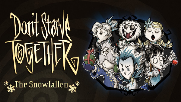 Don't Starve Together: All Snowfallen Feast Chest