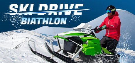 Ski Drive: Biathlon cover art