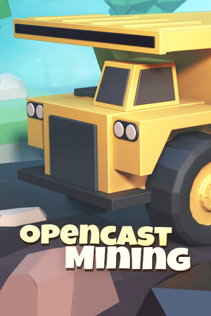 Opencast Mining poster image on Steam Backlog