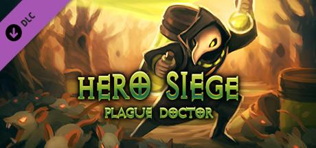 Class - Plague Doctor