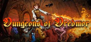 Dungeons of Dredmor cover art