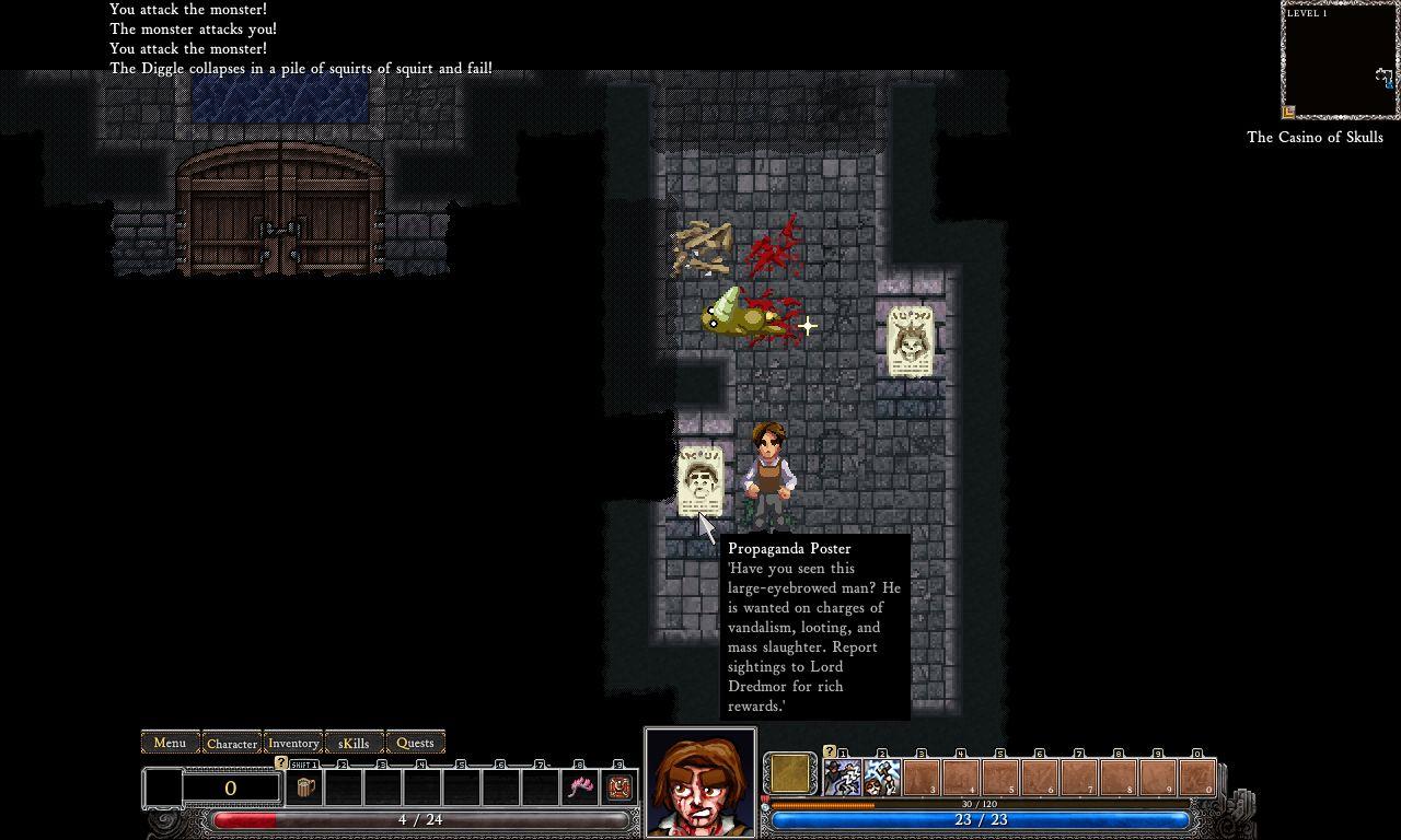 Download Dungeons Of Dredmor Full PC Game
