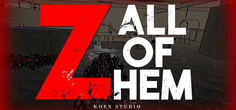 All Of Zhem cover art