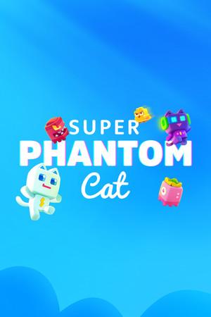 Super Phantom Cat poster image on Steam Backlog