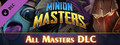 Minion Masters - All Masters Upgrade
