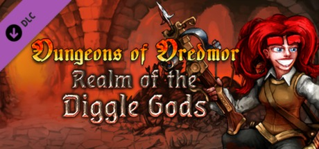 Купить Dungeons of Dredmor: Realm of the Diggle Gods (DLC)