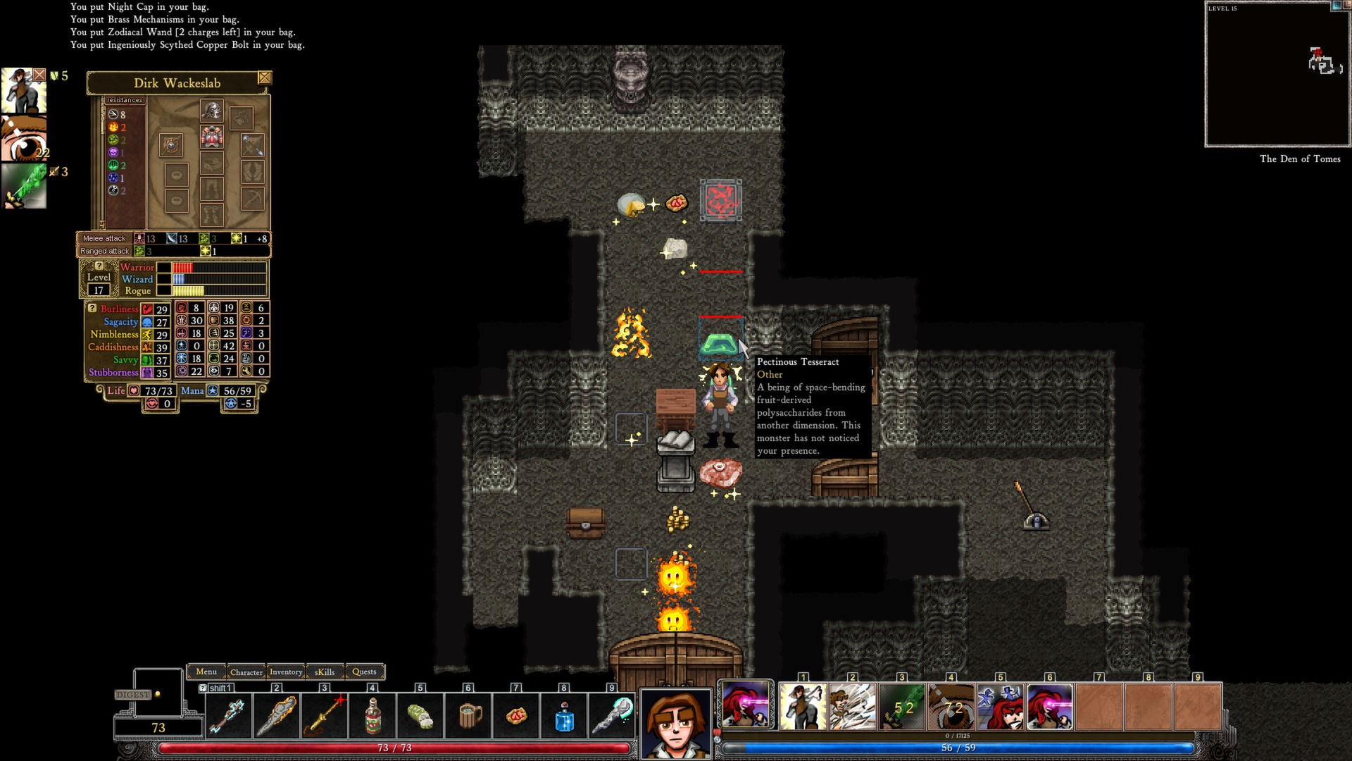 Download Dungeons Of Dredmor: Realm Of The Diggle Gods