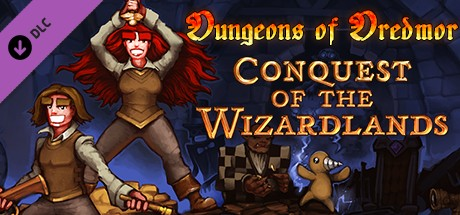 Купить Dungeons of Dredmor: Conquest of the Wizardlands (DLC)