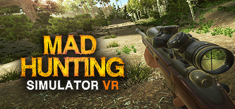 Mad Hunting Simulator VR cover art