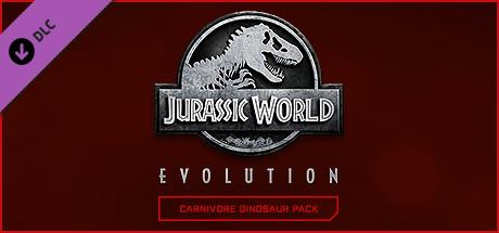 Купить Jurassic World Evolution: Carnivore Dinosaur Pack (DLC)
