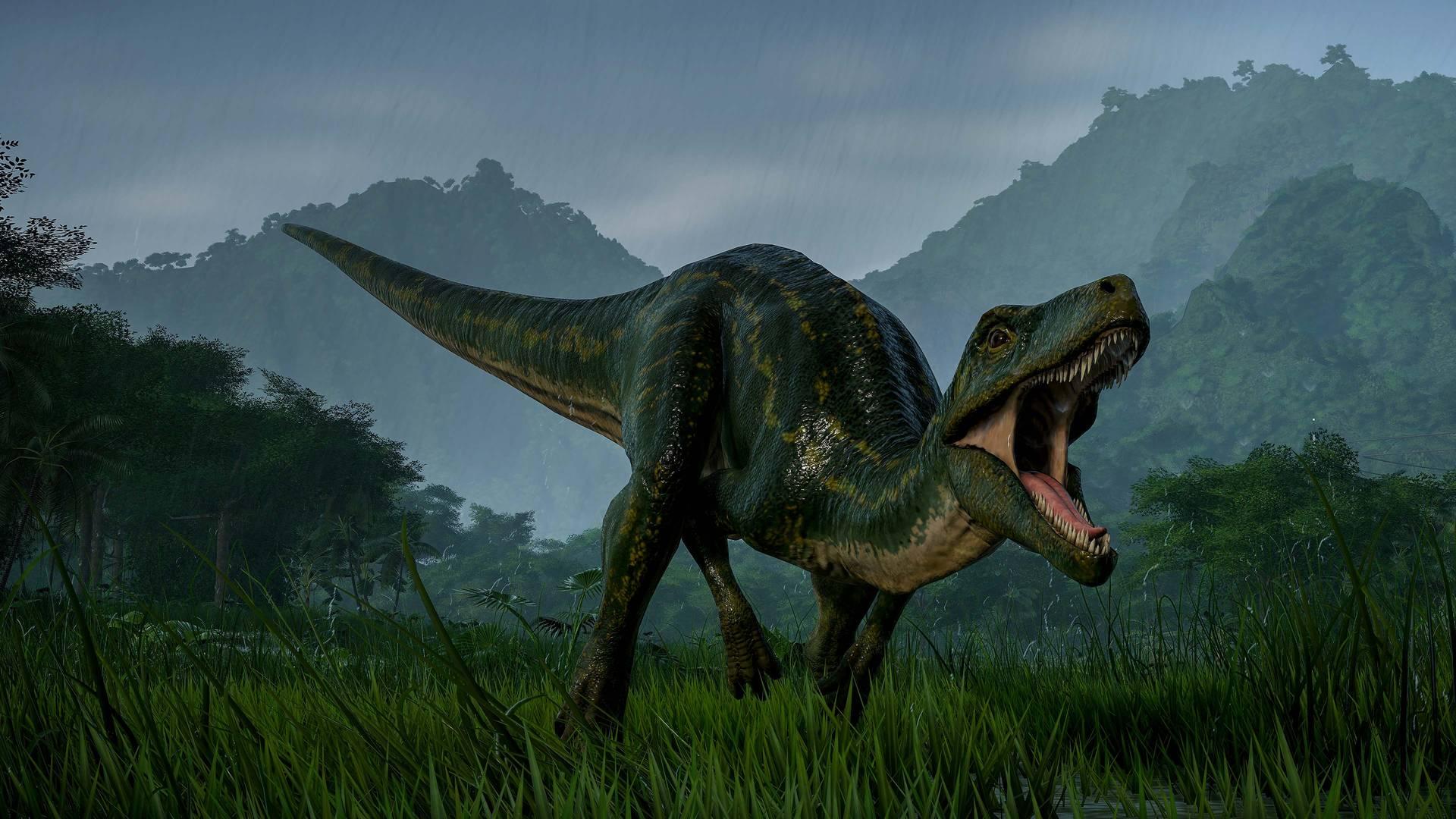Jurassic World Evolution: Carnivore Dinosaur Pack on Steam