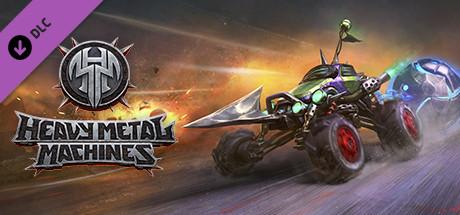 Heavy Metal Machines - Dirt Devil Pack