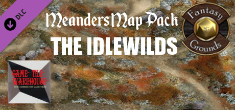 Fantasy Grounds - Meander's Map Pack: Idlewilds (Map Pack)