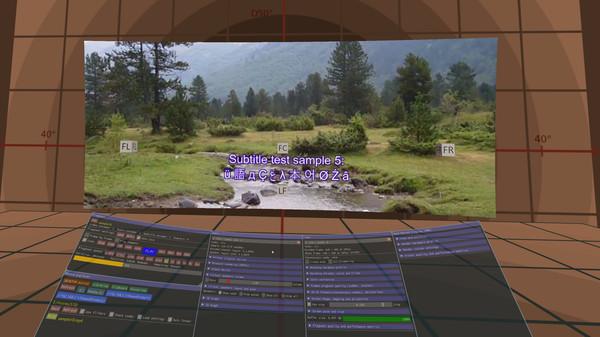 Virtual Home Theater