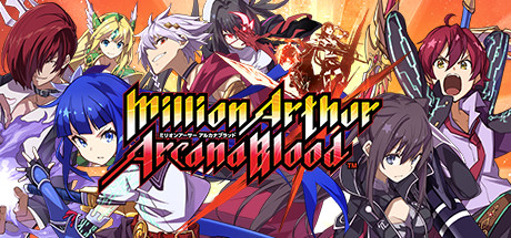 Million Arthur Arcana Blood-SKIDROW