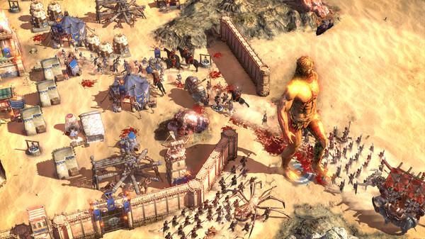 скриншот Conan Unconquered 1