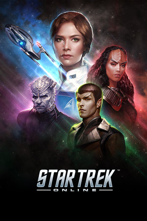 Star Trek Online poster image on Steam Backlog
