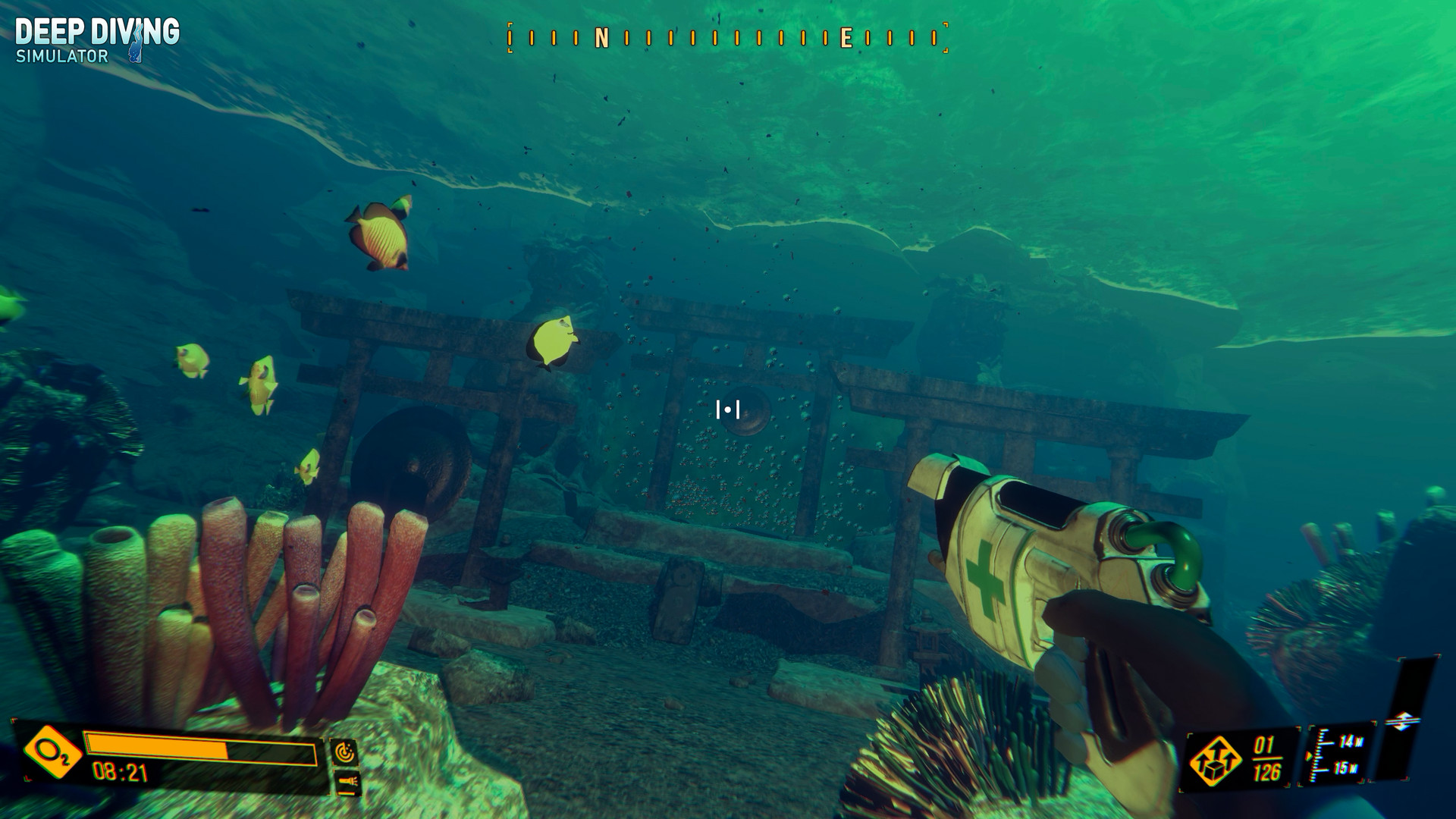Deep Diving Simulator Download Skidrow