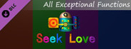 Seek Love All Exceptional Functions