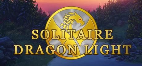 Solitaire. Dragon Light cover art