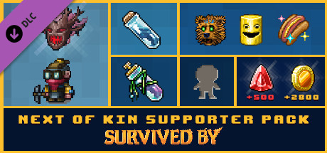 Survived By - Next of Kin Supporter Pack