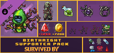 Survived By - Birthright Supporter Pack