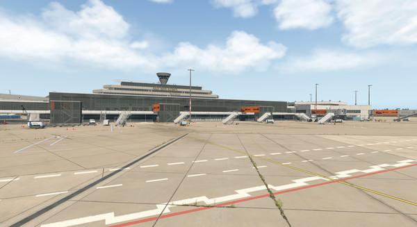 X-Plane 11 - Add-on: Aerosoft - Airport Köln/Bonn (DLC)