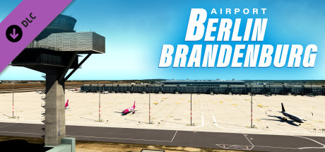 Купить X-Plane 11 - Add-on: Aerosoft - Airport Berlin-Brandenburg (DLC)