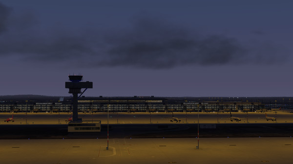X-Plane 11 - Add-on: Aerosoft - Airport Berlin-Brandenburg (DLC)